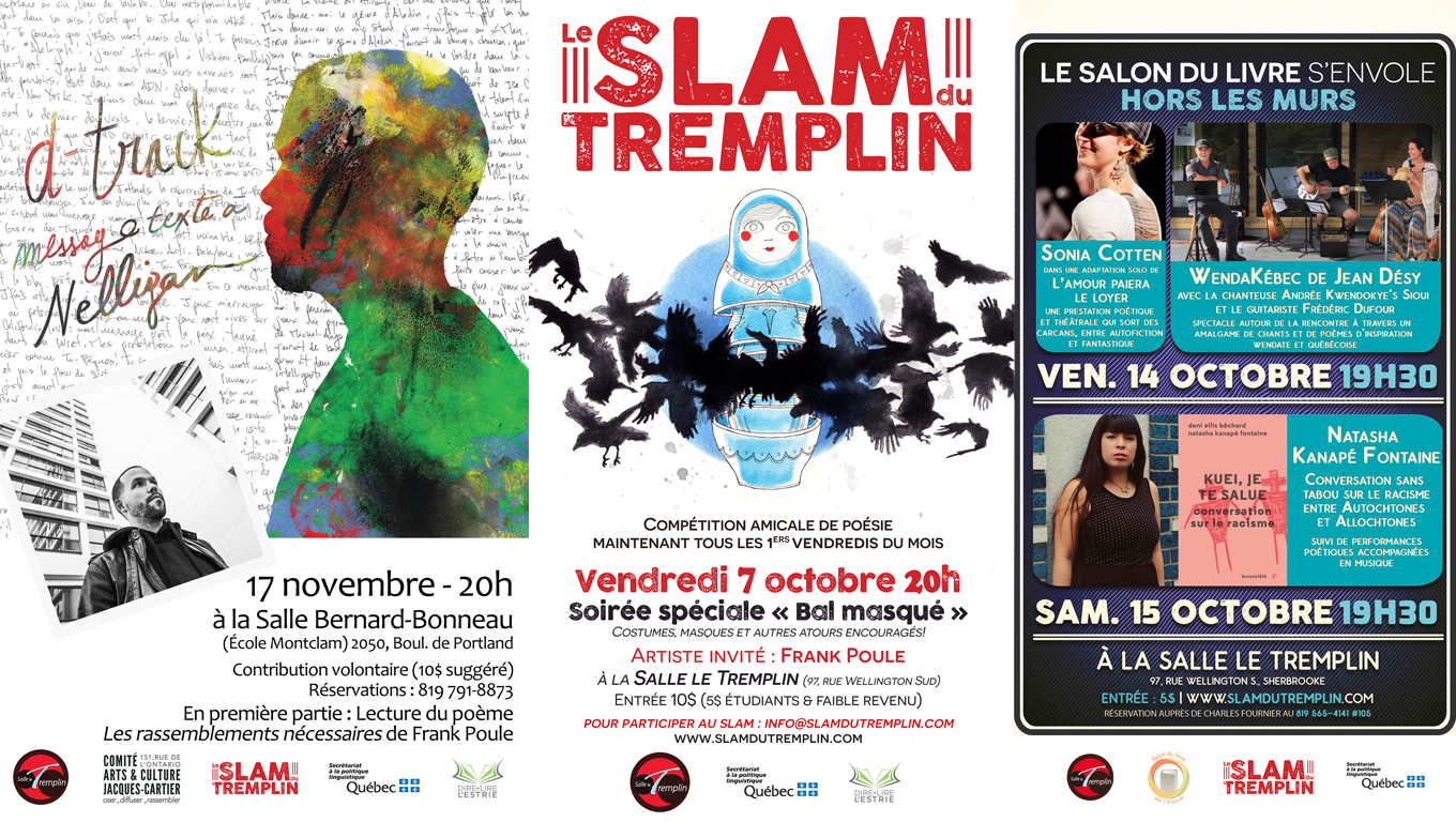 Slam du Tremplin