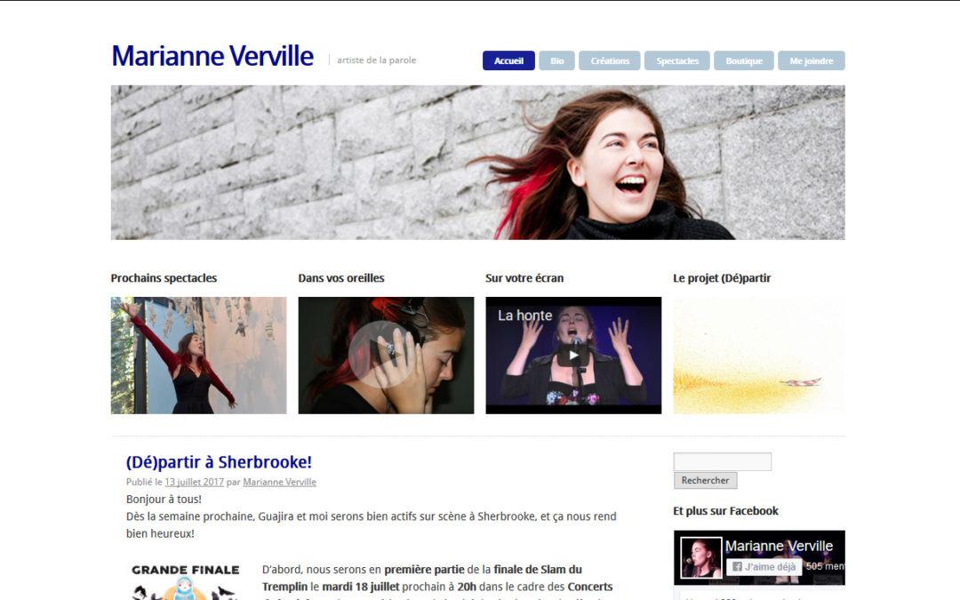 Marianne Verville (artiste)
