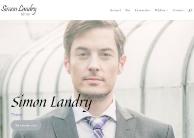 Simon Landry