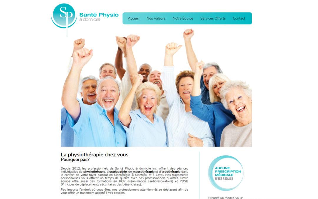 Santé Physio à domicile