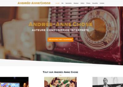 Andrée-Anne Chose