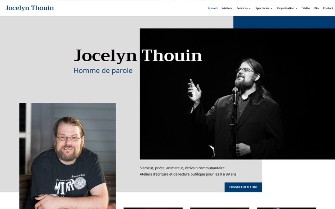 Jocelyn Thouin